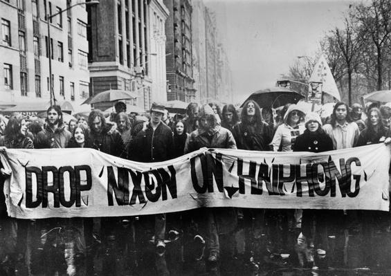 Anti-War Demo | Vietnam War