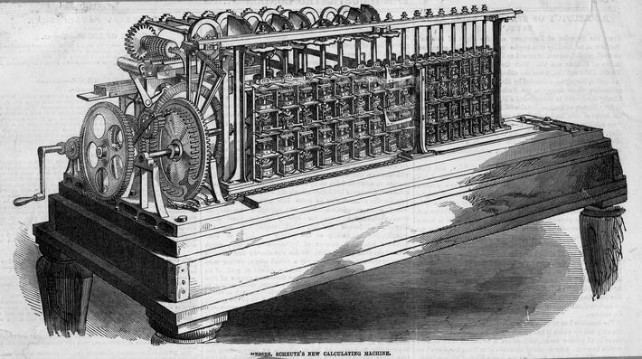 Tabulating Machine | History of the Computer