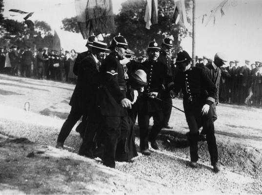 Suffragette Attack | Women's Suffrage | U.S. History