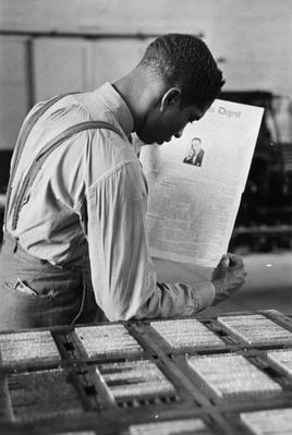 Printing College | African-American History