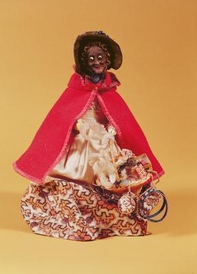 Pedlar doll, c.1860-70