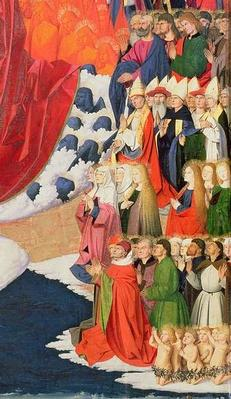 The Coronation of the Virgin, completed 1454