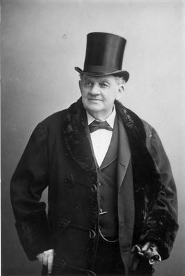 Portrait Of P.T. Barnum | The Gilded Age (1870-1910) | U.S. History