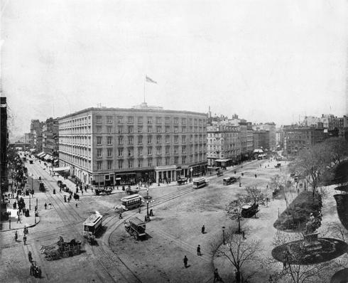 Down-Town | The Gilded Age (1870-1910) | U.S. History