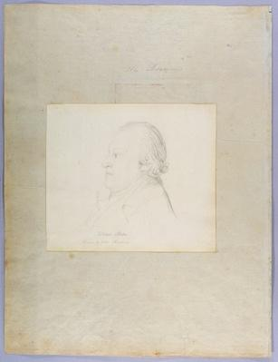 Portrait of William Blake, c.1804