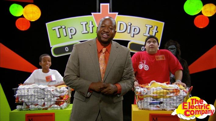 Tip It or Dip It | The Electric Company