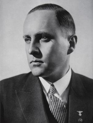 Walter Darre, 1933