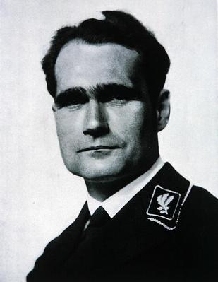 Rudolf Hess, Hitler's Deputy