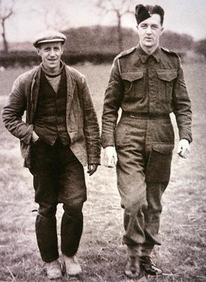 Rudolf Hess in Scotland, 1941