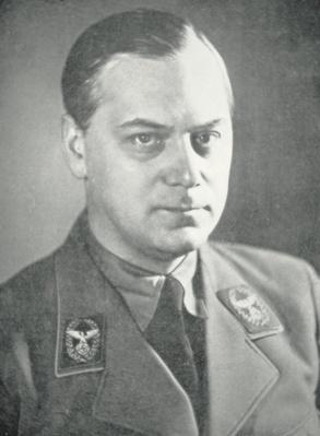 Alfred Rosenberg, 1940