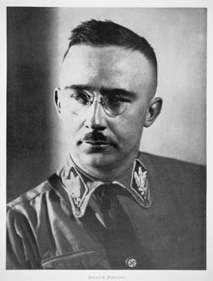 Heinrich Himmler, 1933