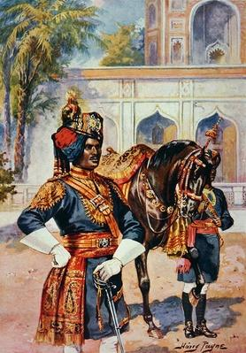 An Indian Imperial Cadet