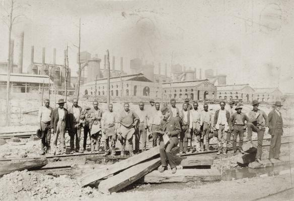 Ensley Workmen | Industrial Revolution