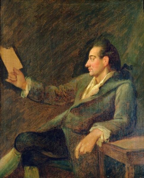 Johann Wolfgang Von Goethe 1775 Pbs Learningmedia