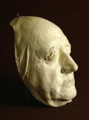 Goethe's Mask, 1807