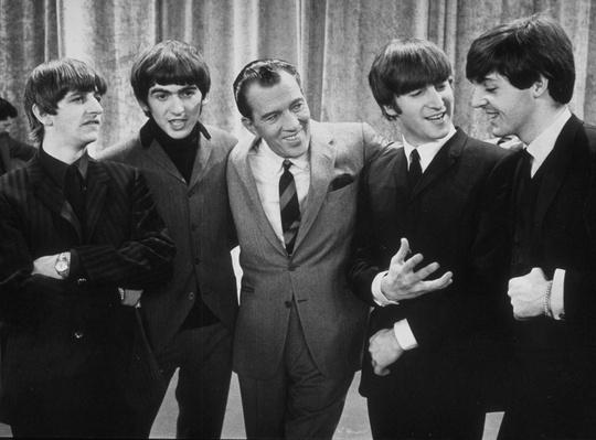 The Beatles With Ed Sullivan | 20th Century Music Icons