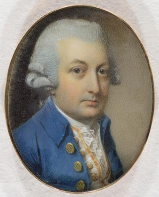 Portrait of a Gentleman, 1787