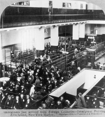 US Immigration | U.S. Immigration | 1840's to present | U.S. History