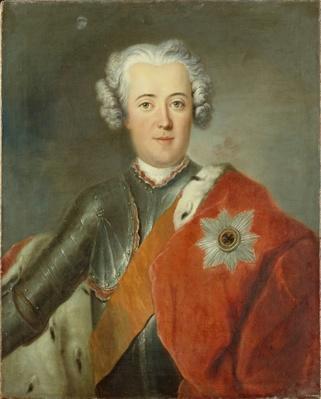 Crown Prince Frederick II, c.1740