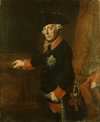 Frederick II The Great of Prussia, c.1763