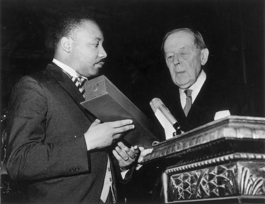 Martin Luther King Receives Nobel Peace Prize | The 20th Century Since 1945: Civil Rights & the New Millennium