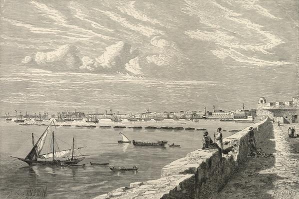 View of Tripoli
