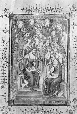 The Coronation of Richard II