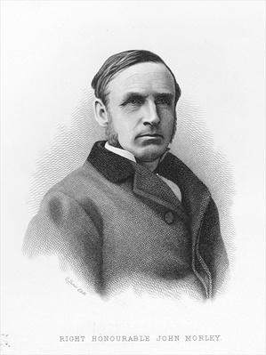 Right Honourable John Morley