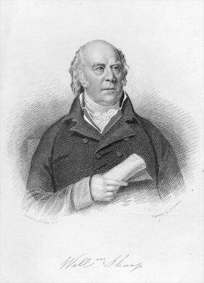 William Sharp, engraved by J. Thomson