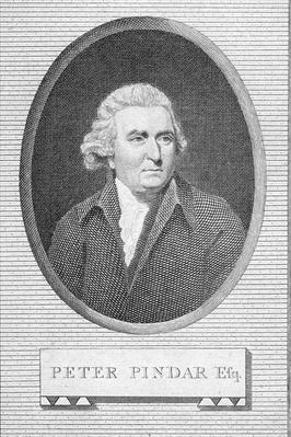 Peter Pindar Esq