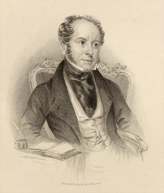 Theodore Hook, Esq., engraved by G. Murray