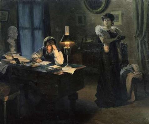 The Strangers, 1908