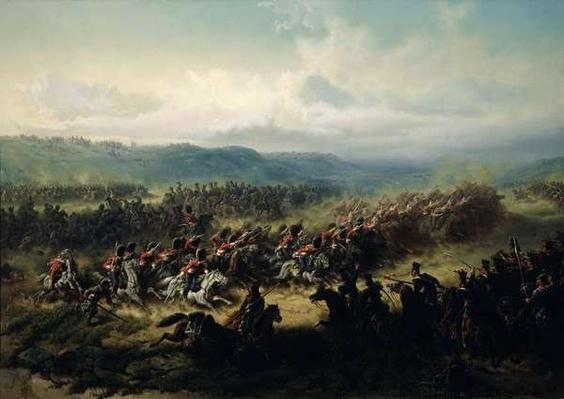 Charge of the Light Brigade, 25th October 1854