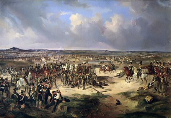 The Battle of Paris on 17th March 1814, 1834