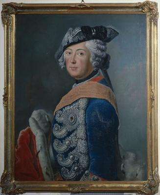 Frederick II the Great of Prussia, after 1753