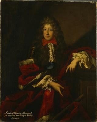 Frederick I, Kurprinz of Brandenburg
