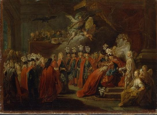 Founding of the Order of the Black Eagle