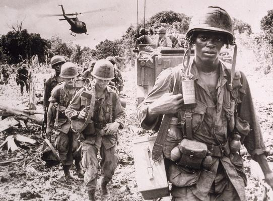 U.S. Troops On Patrol In Vietnam | Vietnam War