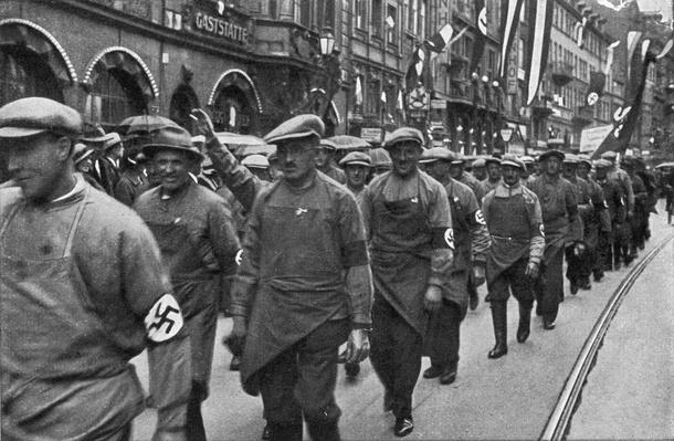 Nazi Workmen | World War II