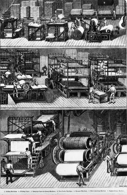Printing Works | Industrial Revolution