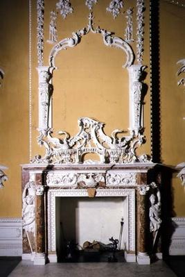 Fireplace, 1750s
