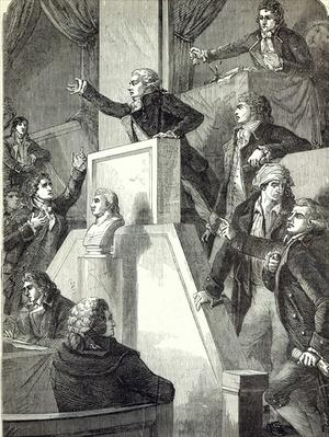 Meeting of the National Assembly, 1791