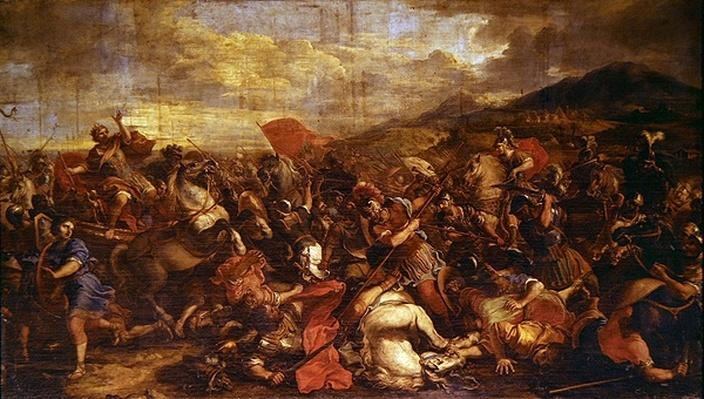 The Battle of the Arbelles