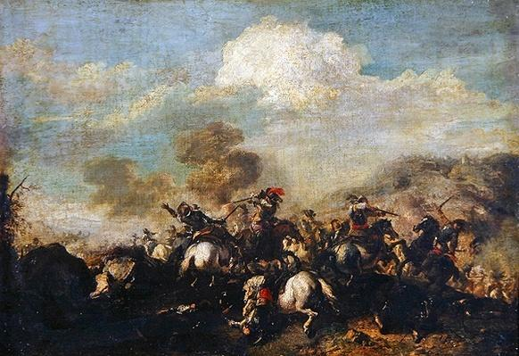 Combat of the Cavalry