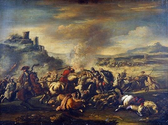 Combat of the Cavalry