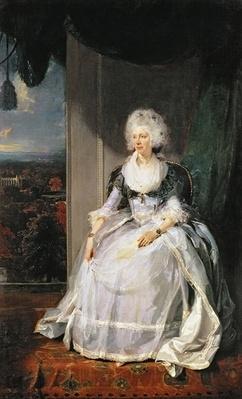 Queen Charlotte, 1789-90, wife of George III