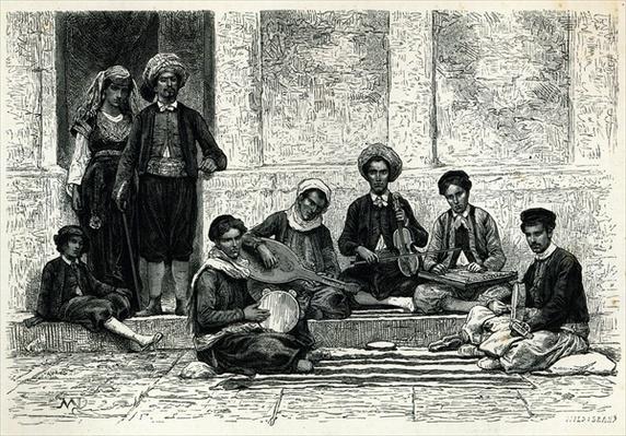 A Jewish Concert: Tlemcen
