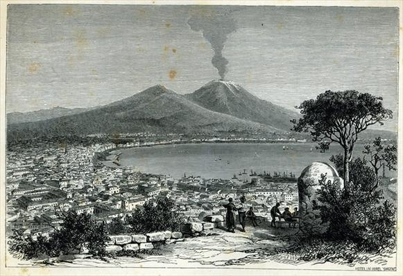 General View of Naples