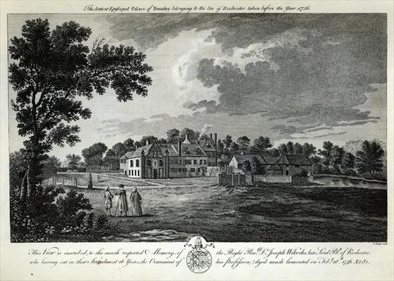 The Ancient Episcopal Palace of Bromley