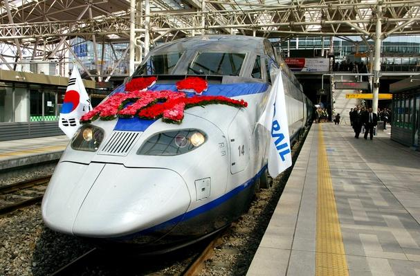 South Korea Launches High Speed Rail Express | Evolution of the Railroad (Engine)